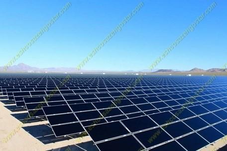 نیروگاه خورشیدی فتوولتائیک