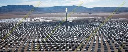 نیروگاه حرارتی خورشیدی