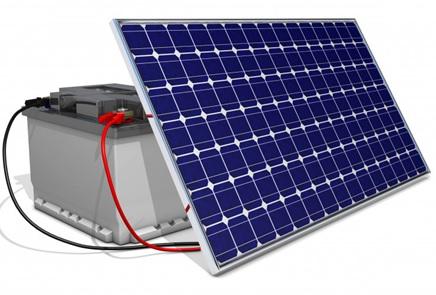 باتری های خورشیدی از نوع چرخه عمیق