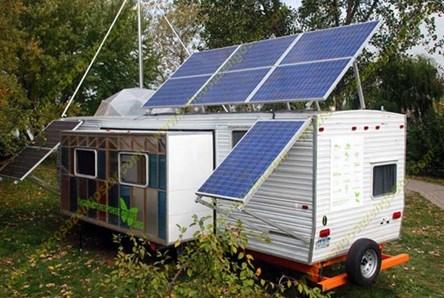 ژنراتور خورشیدی قابل حمل