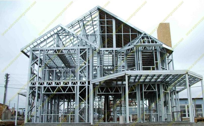 طراحی سازه های سی اف اس (CFS)