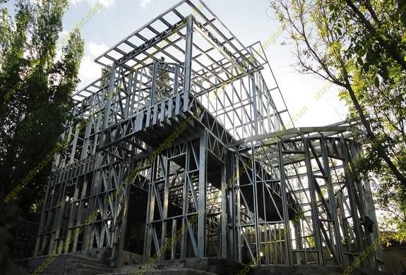 سازه های ال اس اف (LSF)